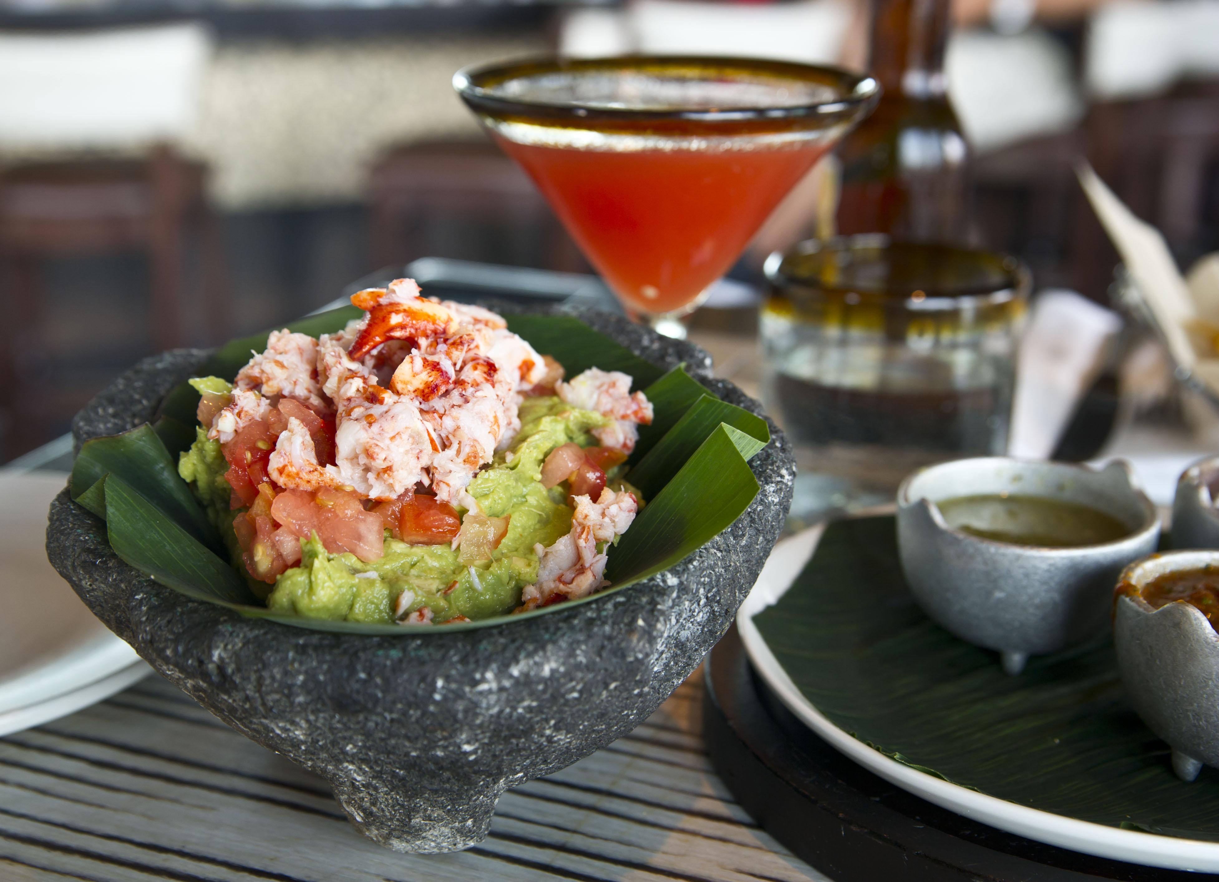 lobster guacamole lobster guacamole enlarge guacamole with lobster ...